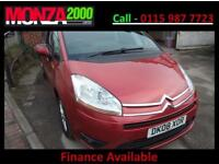 Citroen Grand C4 Picasso 1.8i 16v VTR+ Nil deposit Finance 3 month warranty Ask