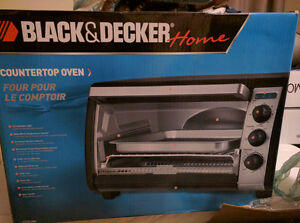 Black and Decker Toaster Oven - Moving sale!!!