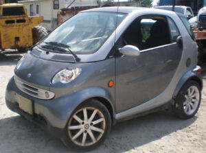 2006 SMART Car ForTwo, Diesel, only 46 000 km