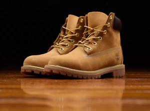 NEW Timberland Premium Waterproof Boots (Youth Size 5)