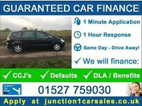 DIESEL FORD S-MAX 1.8 ZETEC TDCI 7 SEATER 2009 58 GUARANTEED CAR FINANCE BAD