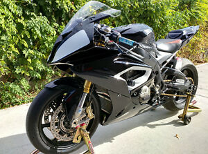 2016 BMW S1000RR - Professional Superbike / Track Bike