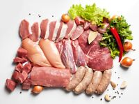 Great Opportunity for Experienced Butcher !!