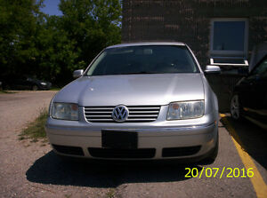 Volkswagen Jetta 2002 1.8 Turbo parting out London Ontario image 1