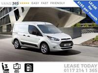 Ford Transit Connect LIMITED New Ford Transit Connect Limited 120ps SWB 6 SPEED