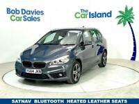2014 64 BMW 2 SERIES 1.5 218I SPORT ACTIVE TOURER 5D 134 BHP
