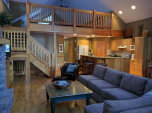 Bow River Fully Furnished Luxury.