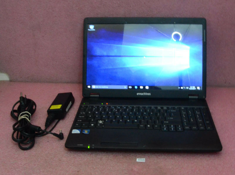 Emachines Laptop Model E528 Series Model ZRG_Intel Celeron 900 @ 2.20 GHz_250GB