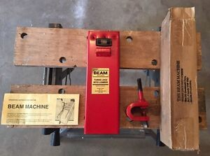 Lee Valley Beam Machine - Brand New!
