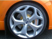 Focus st spare wheel
