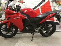 Honda CBR 125, WE BUY BIKES UPTO 15 YEARS OLD FINANCE CLEARED.