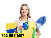 House Cleaning for all your needs