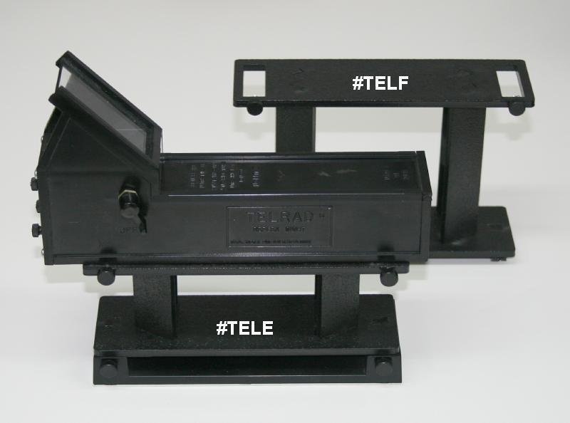 "ScopeStuff #TELE - Telrad Riser, 2-3/8"" High"