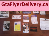 Promote your business, Flyer Delivery, Budget Flyer Printing