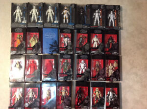 !Star Wars Black Series six inch for sale!