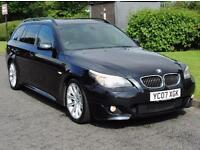 2007 BMW 5 Series 3.0 530d M Sport Touring 5dr
