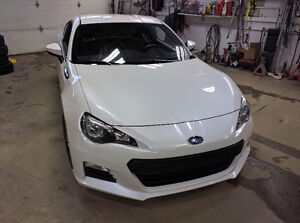 2013 Subaru BRZ Premium Coupe (2 door)