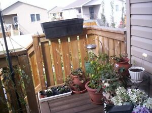 2 over the fence or patio deluxe planter