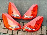 Fiesta brake lights
