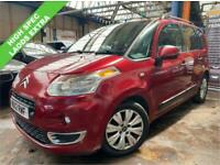 2012 12 CITROEN C3 PICASSO 1.6 EXCLUSIVE HDI 5D DIESEL+FINANCE+DELIVERY