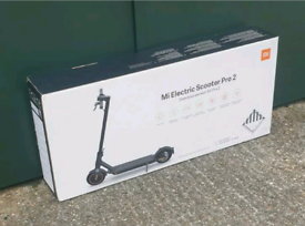 Mi Electric E-scooter Pro 2 Empty Packaging Box