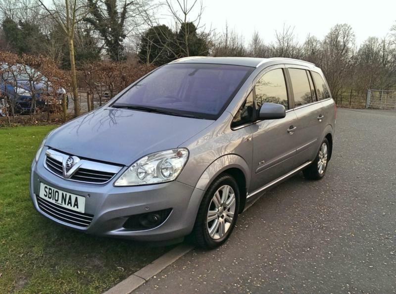 vauxhall opel zafira 1 9cdti 120ps auto 2010my elite in isleworth london gumtree. Black Bedroom Furniture Sets. Home Design Ideas