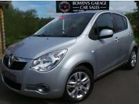 2011 11 VAUXHALL AGILA 1.2 SE 5DR - LOW MILES - 5 SERVICES - £30 TAX
