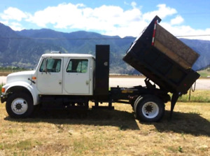 Single Axle Dumptruck for sale BY OWNER
