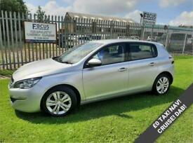 image for 2015 15 PEUGEOT 308 1.6 HDI ACTIVE 5D 92 BHP DIESEL
