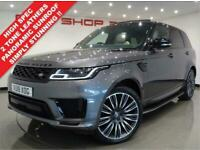 2018 LAND ROVER RANGE ROVER SPORT 3.0 SDV6 (306) AUTOBIOGRAPHY DYNAMIC 4X4 AUTO