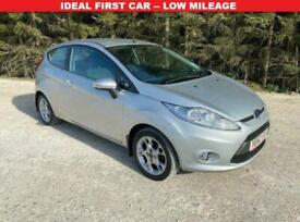image for 2012 62 FORD FIESTA 1.2 ZETEC 3D 81 BHP