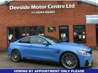 2017 17 BMW M4 3.0 M4 COMPETITION PACKAGE 2D 444 BHP