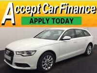 Audi A6 FROM £93 PER WEEK!
