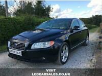 2009 Volvo S80 2.5 PETROL SE LUX - NEW CAMBELT & JUST SERVICED Saloon Automatic