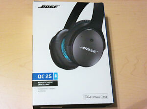 BRAND NEW Boss qc 25 for iphone ipad sealed in box $270 BRAND NE