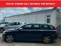 2012 12 VOLVO V50 1.6 D2 R-DESIGN EDITION (HEATED SEATS) 5DR DIESEL