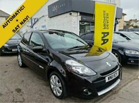 image for 2011 11 RENAULT CLIO 1.6 GT LINE TOMTOM VVT 3D 111 BHP