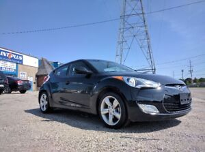 2014 Hyundai Veloster in amazing condition !! ONLY 59,025 KM !!