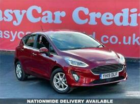 image for 2019 19 FORD FIESTA 1.1 ZETEC 5D 85 BHP