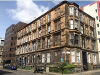 1 Bed Flat to rent, Holland Street, Glasgow, G2 4NB