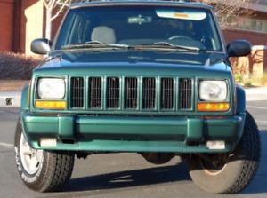 2000 Jeep Cherokee XJ SUV