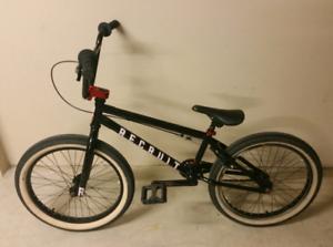 United Recruit Junior Freestyle BMX bike