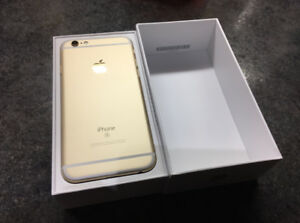 Immaculate iPhone 6s (32gb) Gold