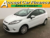 Ford Fiesta 1.4TDCi DPF Edge FINANCE OFFER - FROM £25 PER WEEK!