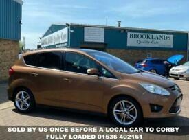 image for 2013 Ford C-MAX 2.0 TITANIUM X TDCI 5d 161 BHP Full Service History MPV Diesel M