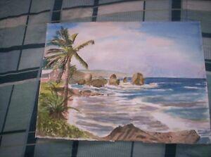 Ken Johns Watercolor (reduced price)