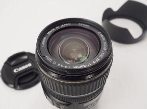 Canon EF-S 17-85 (like new) London Ontario image 5
