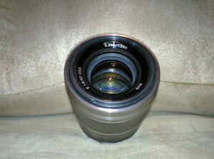 Sony SEL50F18 50mm f/1.8  sliver