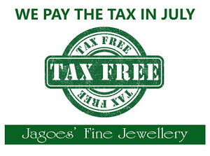 WE PAY THE TAX IN JULY- GOLD, RINGS, DIAMONDS, PEARLS