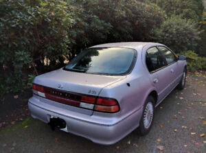 96 Infiniti I30 -  Some damage and fixes needed but good car!